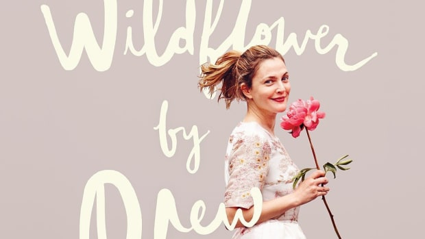 Drew Barrymore, wildflower, memoir