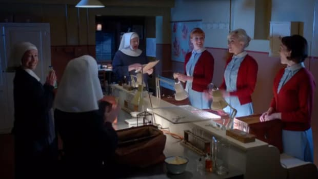 call the midwife, period drama