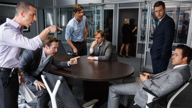 big short, big short review, feminism