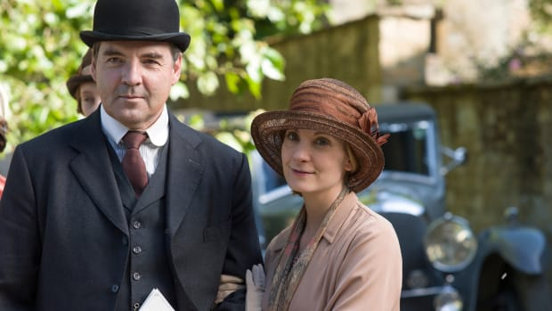 downton abbey, downton abbey season 6, happy marriage