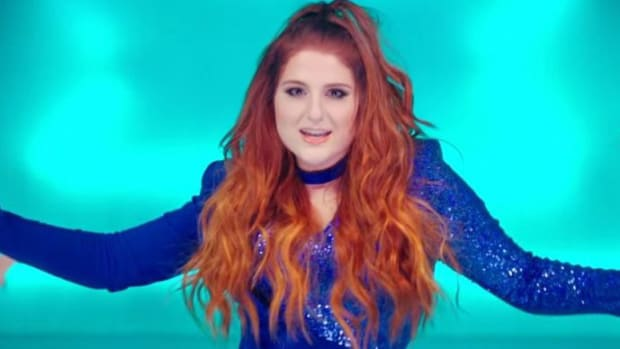 meghan trainor, me too song