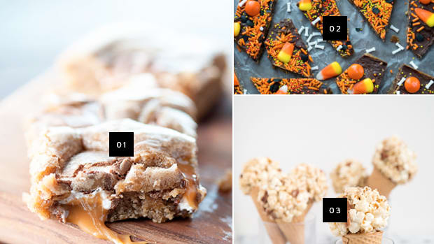 halloween recipes, dessert recipes