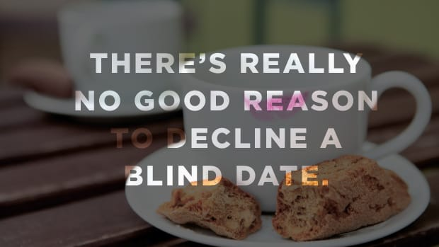 Verily_Blind Dates