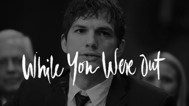 Ashton Kutcher, WYWO, Ashton Kutcher Testimony, Sex Trafficking
