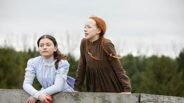 Spring TV Roundup, Spring TV Shows, Spring TV, Anne of Green Gables, Anne