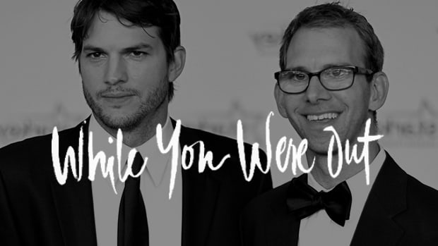 Ashton Kutcher, While You Were Out, WYWO, Celebrity News
