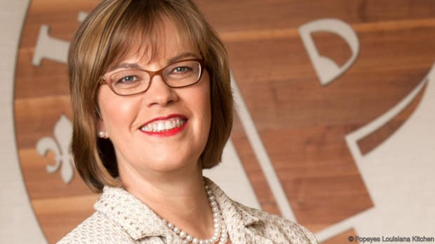 Cheryl Bachelder, Popeyes CEO, Popeyes, female leader, female CEO