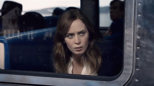 Girl on the Train movie, Emily Blunt