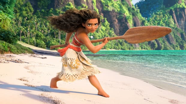 Moana, new Disney princess, new Moana movie