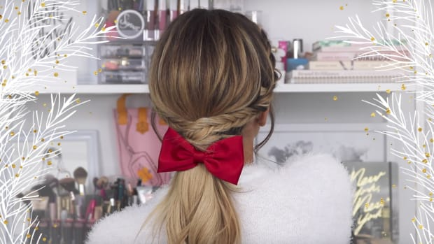 12717_Forget Buying a New Outfit, Try These 7 Holiday Updos That Will Upgrade Your Look_1200x620_v1