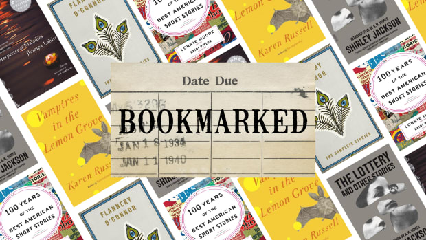 july bookmarked