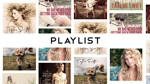 taylor swift - playlist