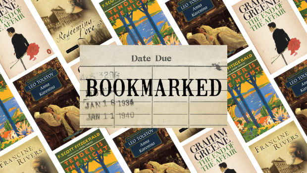 Bookmarked - romance novels