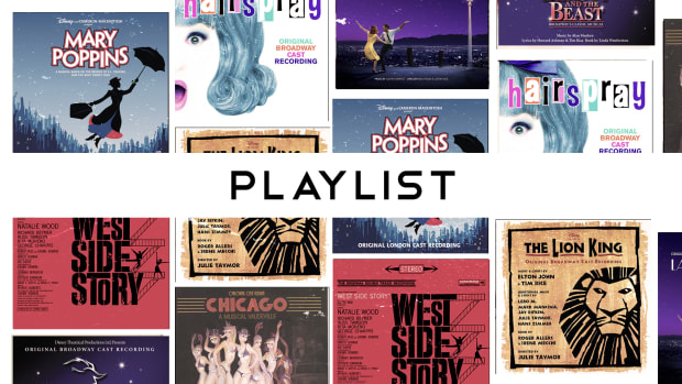 playlistcoverbraodway