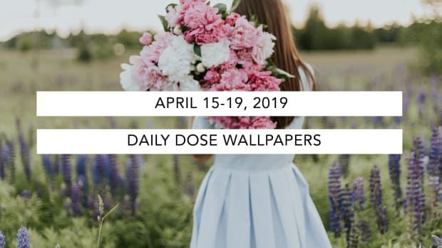 spring daily dose promo