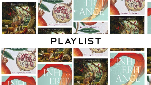 prettiest playlist graphic