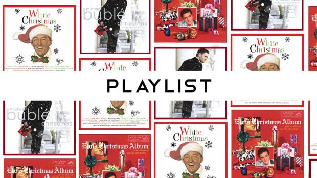 meg christmas playlist