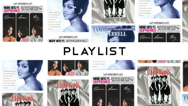 playlist black women oldies