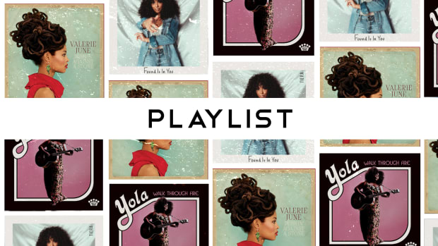 black women of country playlist