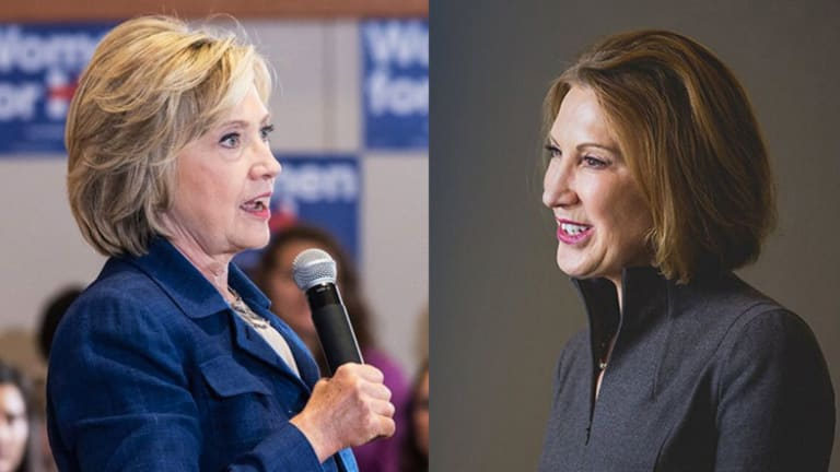 Whatever Your Politics, Here's Why Carly and Hillary Are Making This an Exciting Election