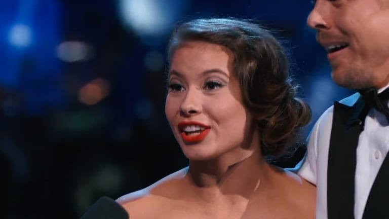 How Bindi Irwin's Fox-Trot Reminded Me That Positivity Is a Choice