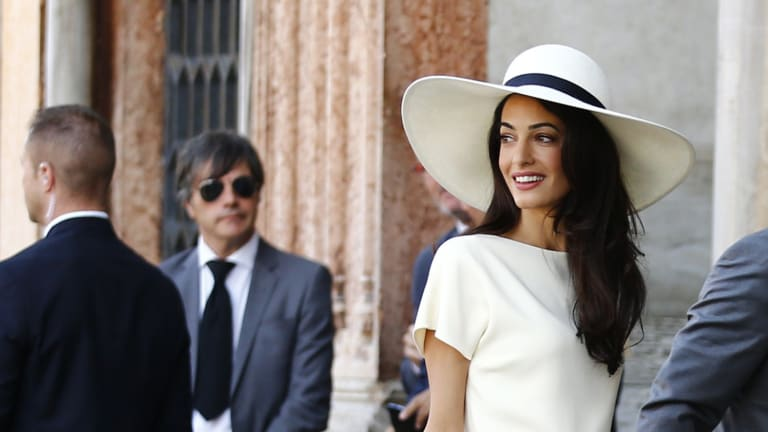Prepare to Be Inspired by Amal Clooney's Seriously Classy Workwear Outfits