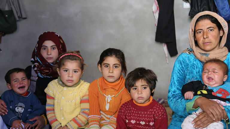 While We Debate ISIS, the Fate of Refugee Women and Children Hangs in the Balance