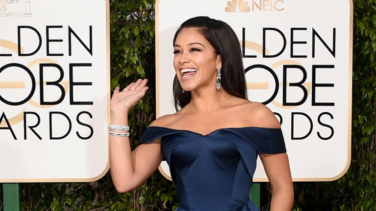 The Best Dresses from Last Night's Golden Globes