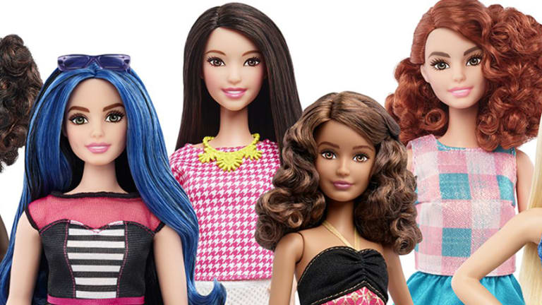 At Long Last, Barbie Releases New Dolls with Different Body Types and Skin Tones