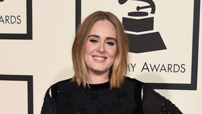 Adele and the Other Best-Dressed Ladies of Last Night's Grammys