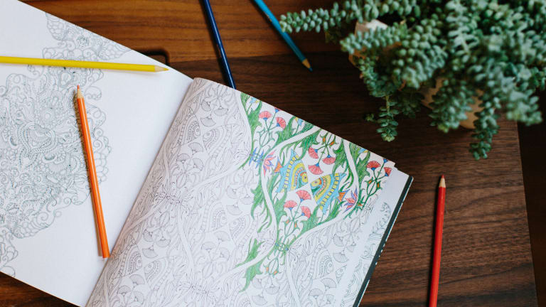 The Adult Coloring Book Trend Is a Sign Our Culture Is Changing for the Better