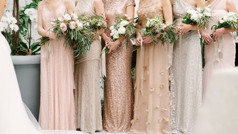 How to Pull Off Mismatched Bridesmaid Dresses for a Beautiful Bridal Party