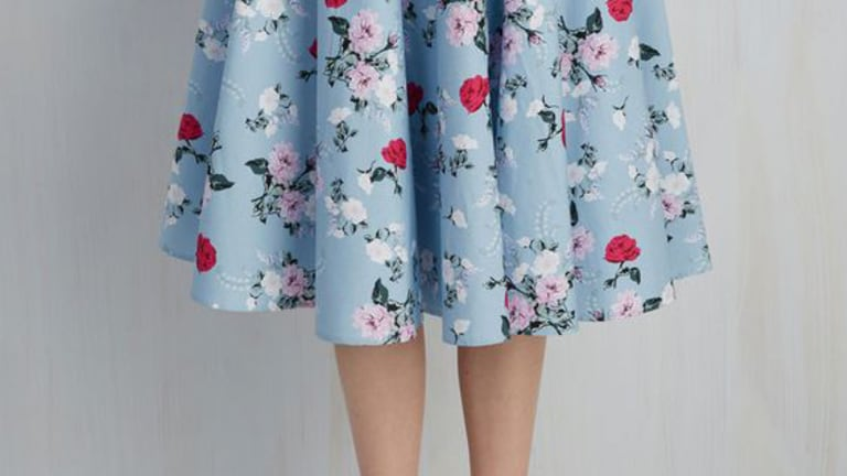 Beautiful Spring Midi Skirts You'll Want to Wear All Summer Long