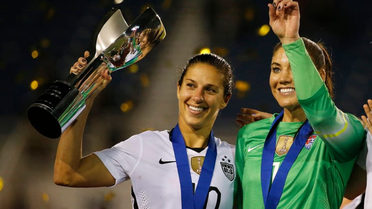 The US Women's Soccer Team is Calling BS on Their Wage Gap