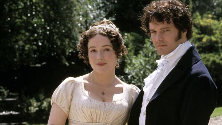 Gentlemen Speak: 5 Things I Learned About Dating from Mr. Darcy