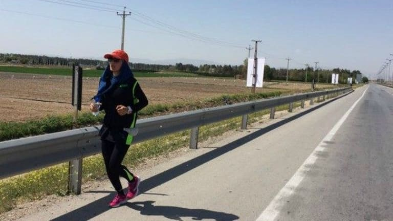 These Women Were Banned From Running a Marathon in Iran, But They Did It Anyway
