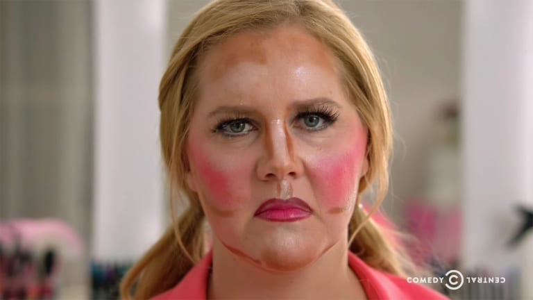 Amy Schumer Gives the World a Hilarious Reality Check About What Natural Beauty Really Looks Like