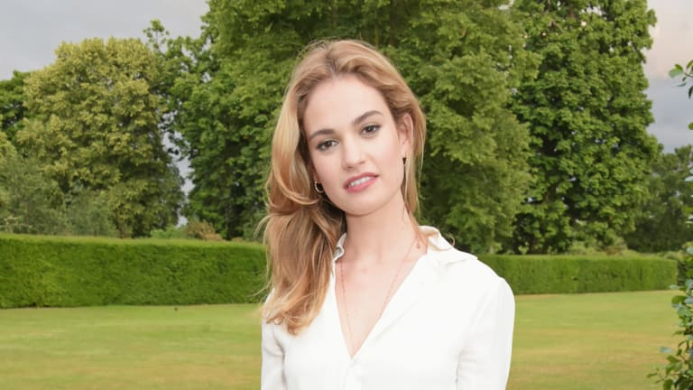 5 Easy Ways to Recreate Lily James' Feminine Style