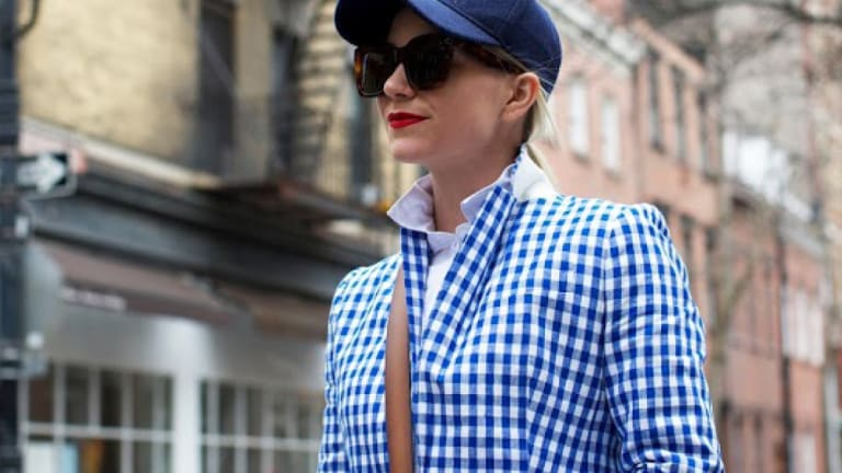 7 Totally Different Ways to Wear Your Classic Blazer