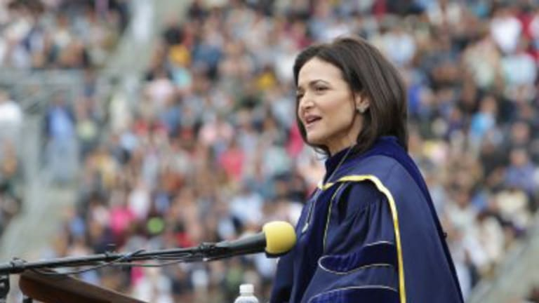 Why Everyone's Talking About Sheryl Sandberg's Powerful Commencement Speech