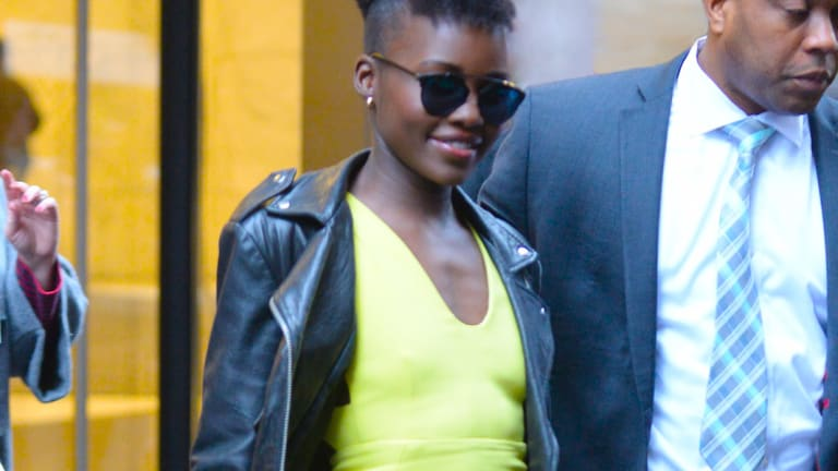 Get Inspired by Lupita Nyong'o's Retro Elegance and Colorful Style