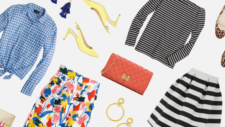 5 Tricks to Mix and Match Your Prints for Chic Summer Style