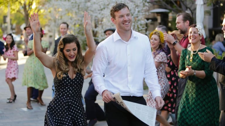 The Bachelorette: Well, That Escalated Quickly
