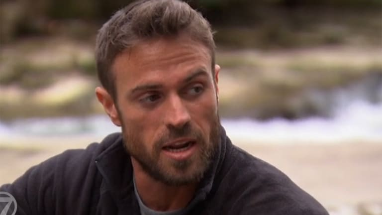 The Bachelorette: If Only All Scary Aggressive Dudes Got Left In the Woods