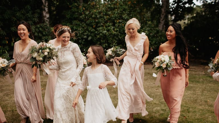 These Real Women Pulled Off Gorgeous Weddings In Every Style, and So Can You