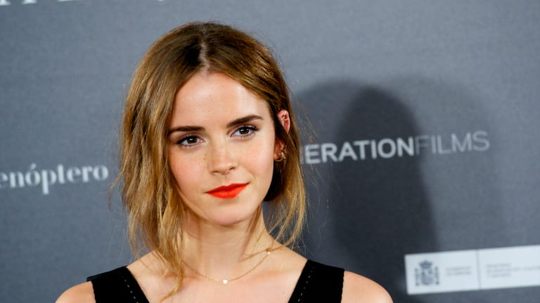 Emma Watson Is Playing Disney's Original Feminist, and It Looks Awesome