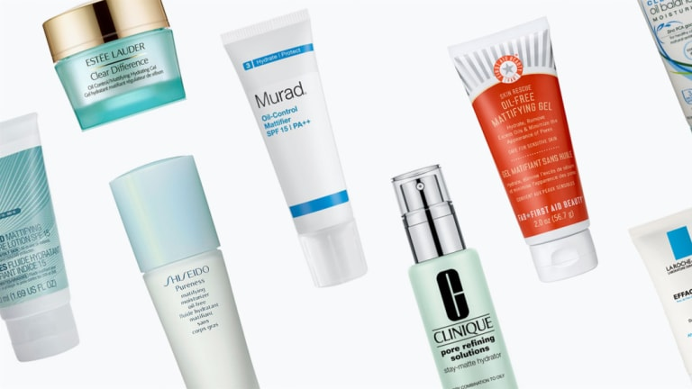 8 Mattifying Moisturizers That Prevent Oily Summer Skin