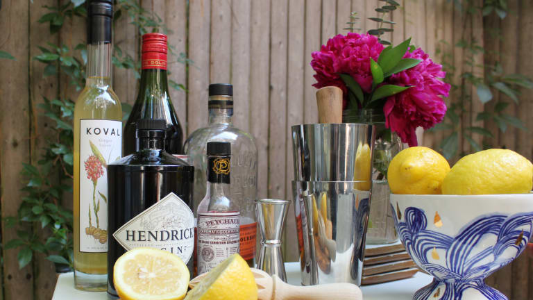 How to Create a Home Bar, Whatever Your Taste and Budget