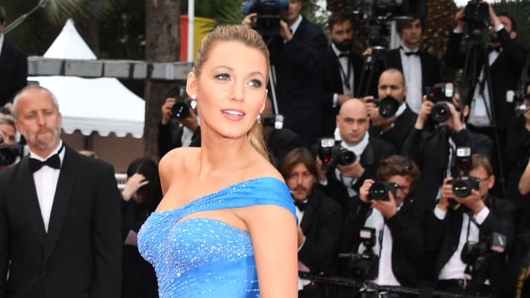Blake Lively Takes an Unusual (and Refreshing) Stance on Motherhood