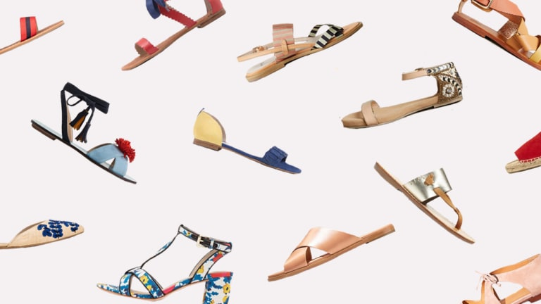 14 Sandals We Are Putting on Our To-Buy List